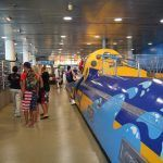 intérieur Aquarium de Barcelone