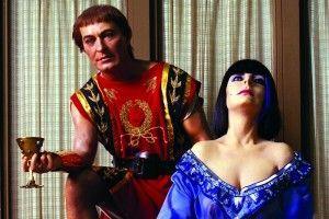 Marc Antoine et Cléopâtre