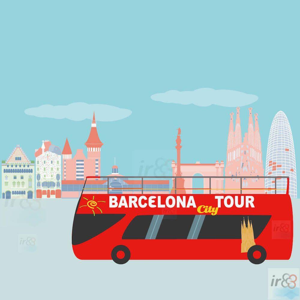 acheter Barcelona City Tour