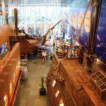 boutique de cadeaux Aquarium de Barcelone