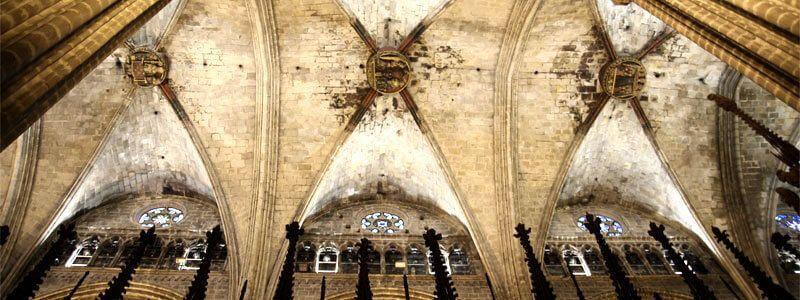 basilique de Santa Maria del Mar de Barcelone