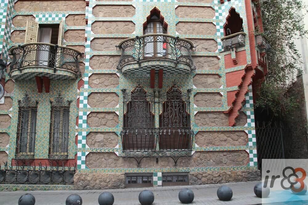 visite Casa Vicens