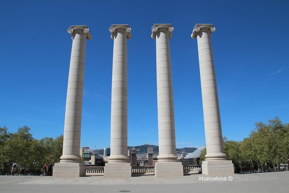 Columnes Puig i Cadafalch