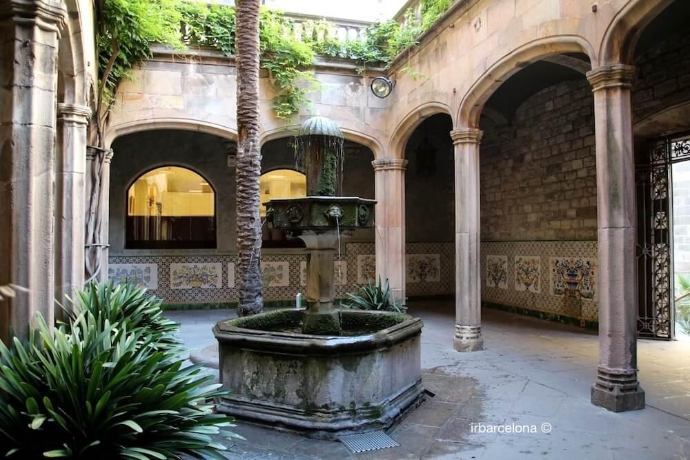 patio Casa Ardíaca