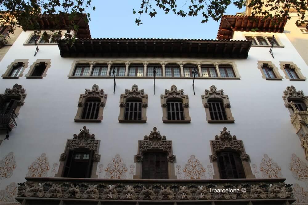façade Casa Macaya