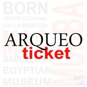 acheter ArqueoTicket Barcelone