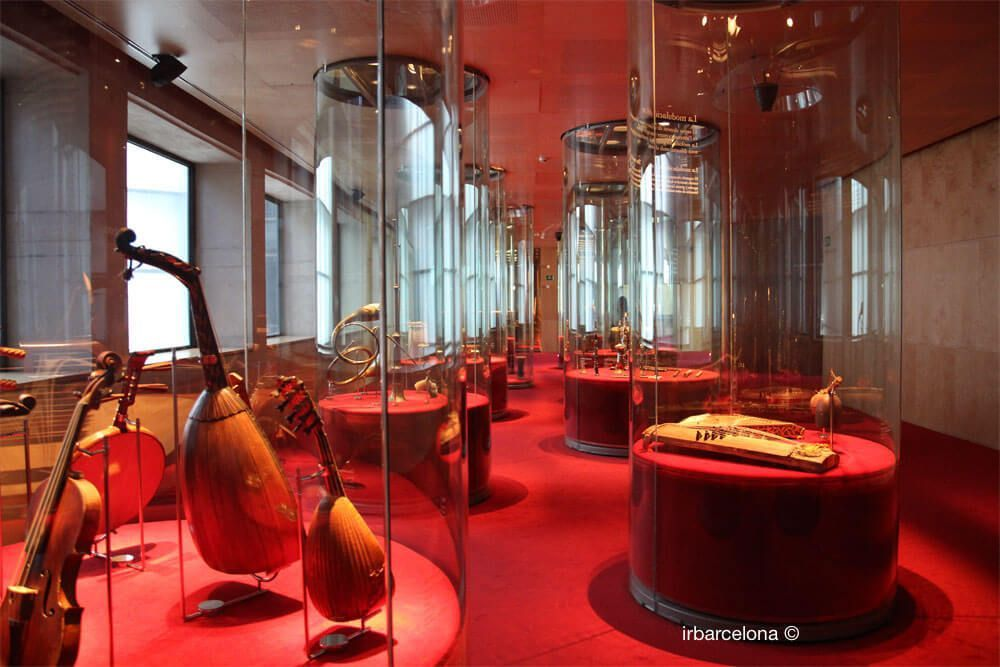 Billets Musée de la Musique Barcelone
