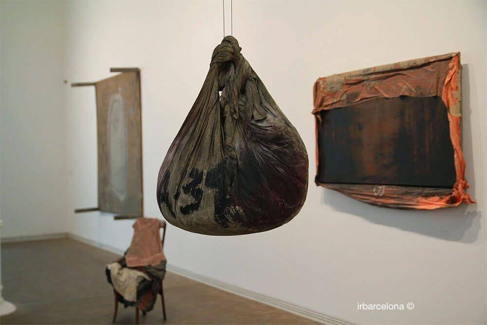 Œuvres d'Antoni Tàpies