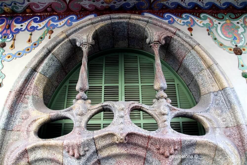 détails Casa Comalat