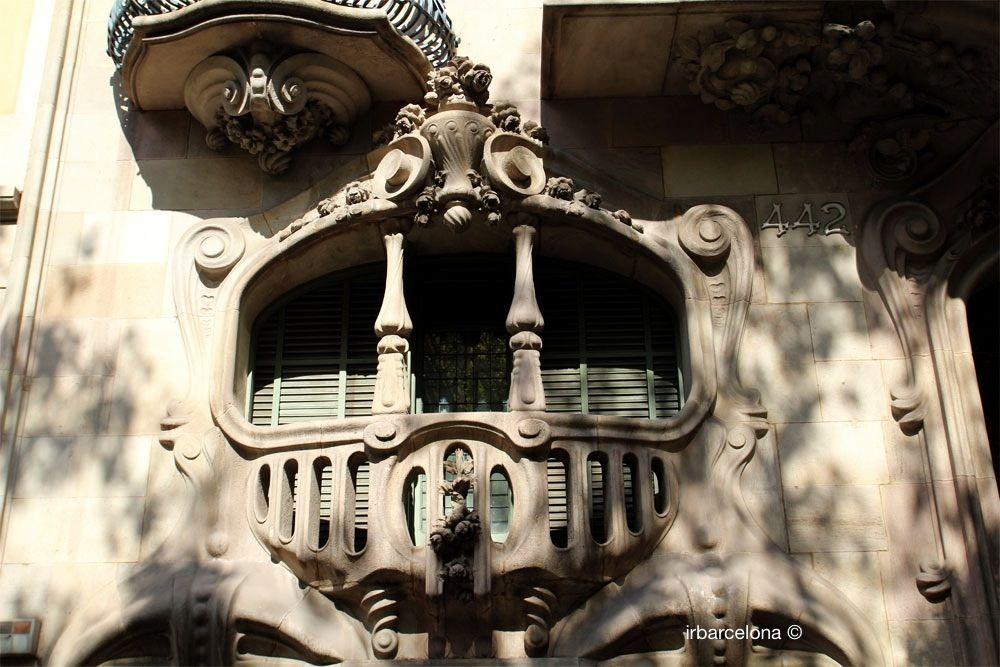 fenêtre Casa Comalat