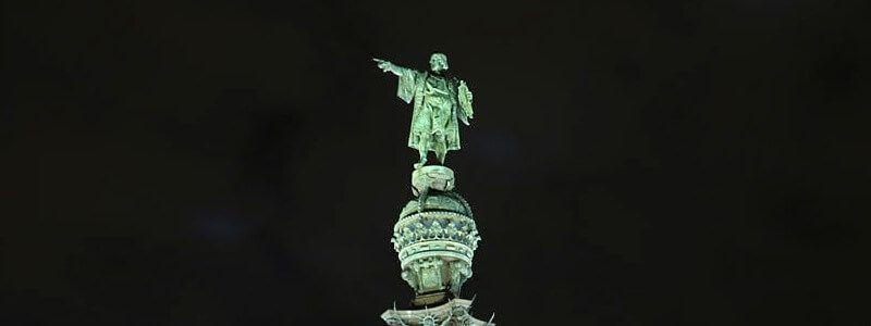 Christophe Colomb de nuit