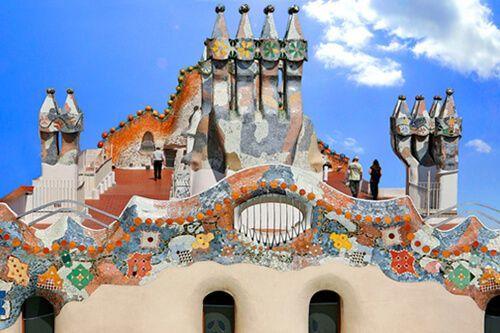 Tour Un après-midi à Barcelone