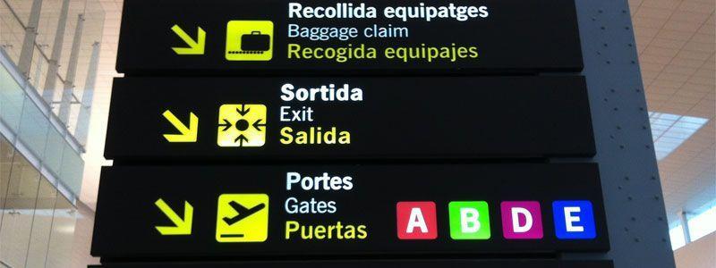 Aéroport Gérone Costa Brava