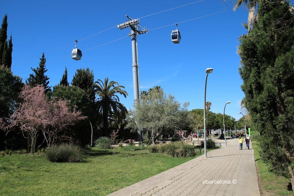 Téléphérique de Montjuïc