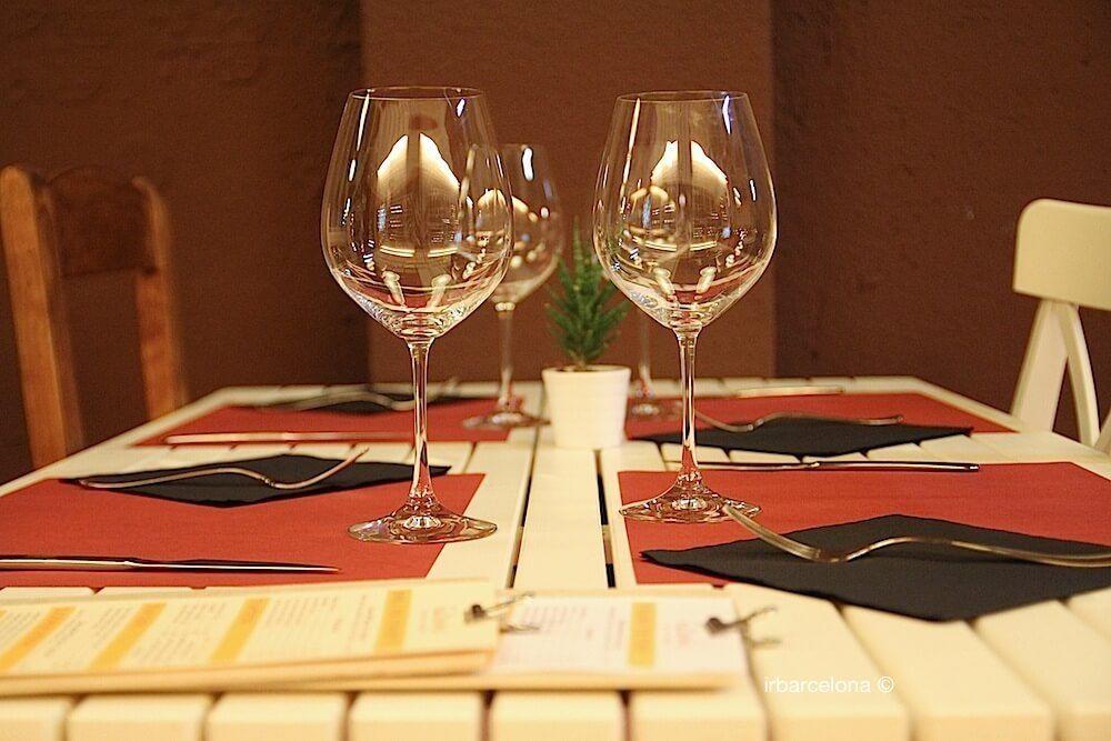 table Museu Gastronòmic