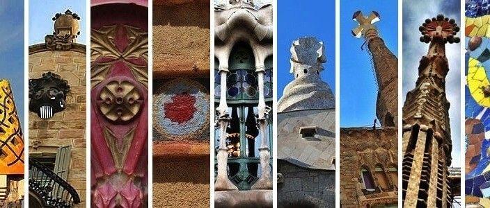 Oeuvres et Monuments de Antoni Gaudí à Barcelone : Info et Billets coupe-file en ligne