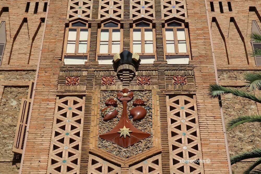 détails de façade