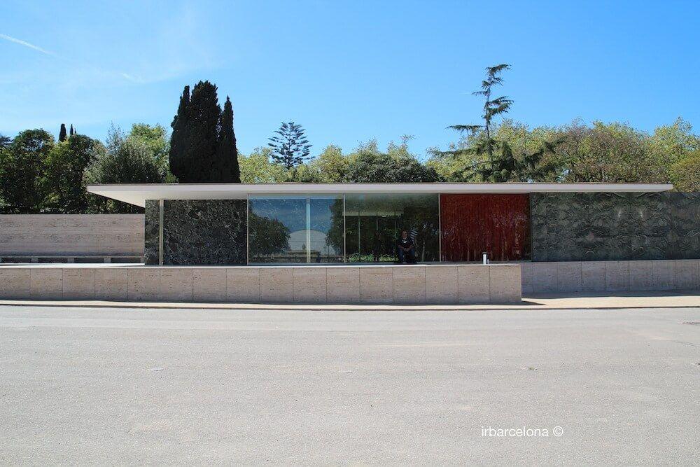 Pavillon Allemand Barcelone