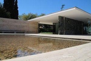 Pavillon Allemand de Barcelone