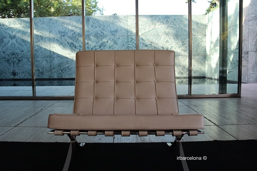 fauteuil / chaise Barcelone