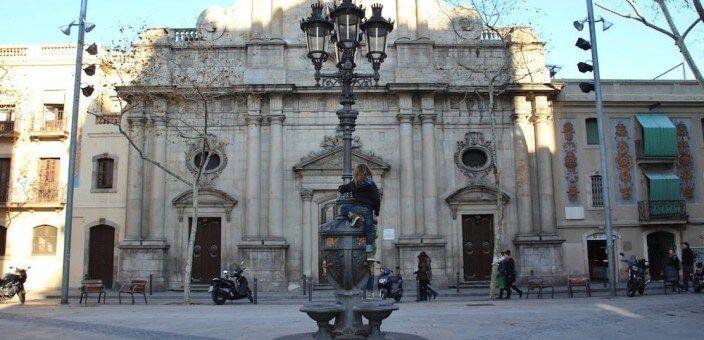 Église de Sant Miquel del Port