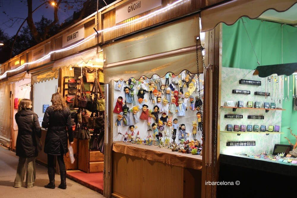 Fira Reis Gran Via Barcelone