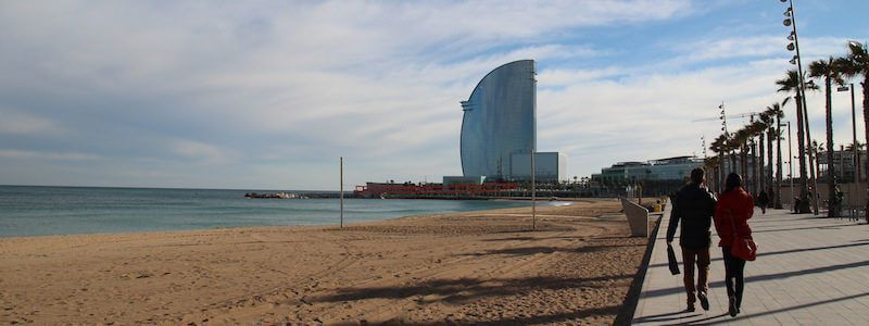 Passeig Marítim Barcelone