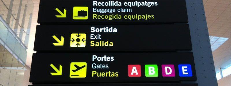 Aéroport Barcelone El Prat