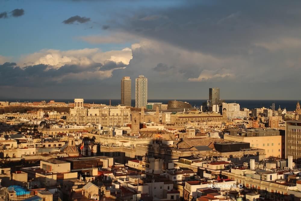Torre Mapfre et Hôtel Arts