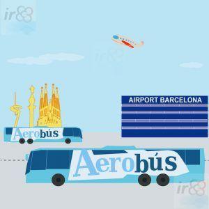 billets Aerobus Aéroport Barcelone