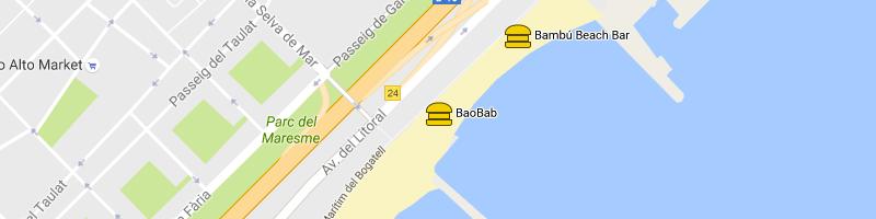 carte Baobab