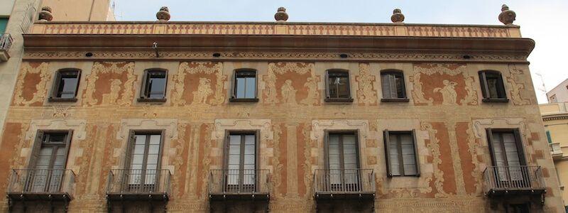 façade Maison de la Soie