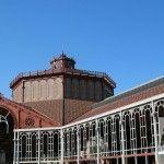 structure en fer forgé Sant Antoni