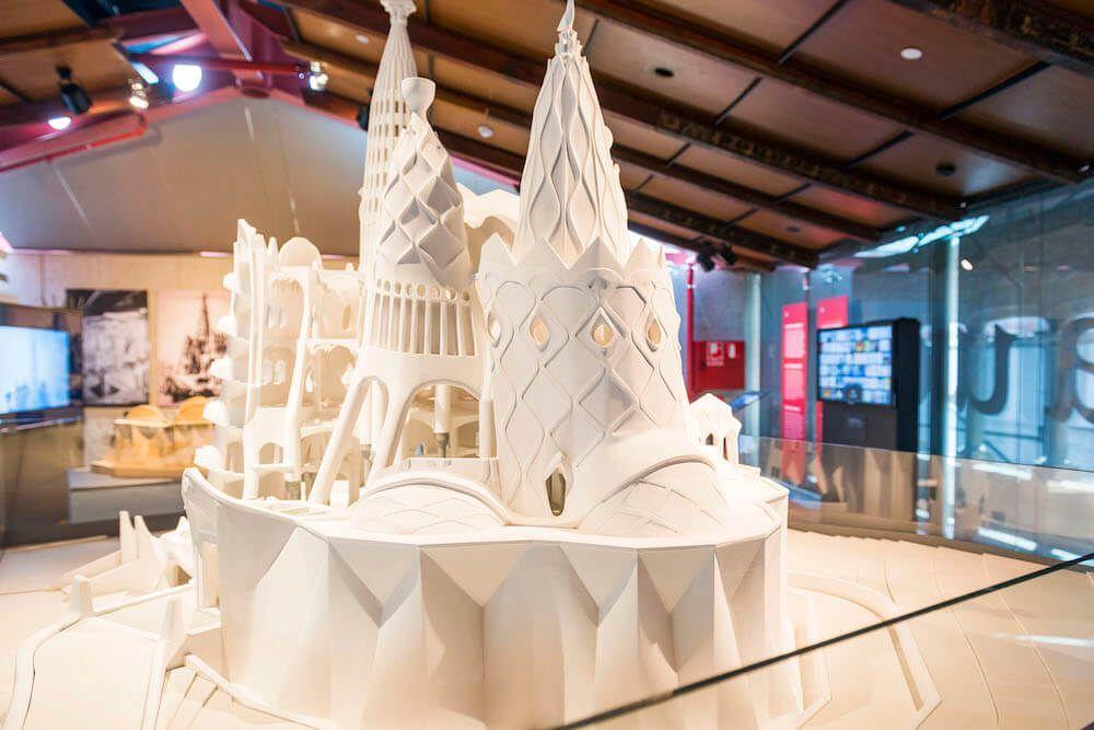 billets Gaudí Exhibition Center