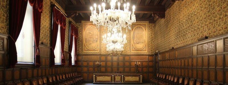 intérieur Maison de la Soie