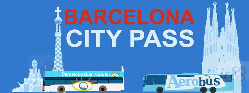 Online Barcelone City Pass