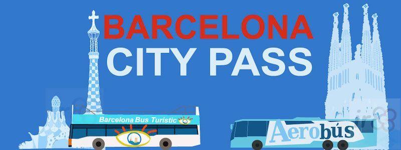 City Pass Barcelone