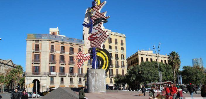 Tête (Visage) de Barcelone