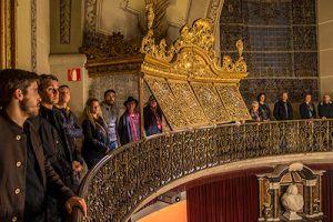 visite Académie Royale de Médecine de Catalogne
