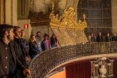 Visit guidée Real Academia Medicina Catalunya