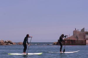Kayak et Paddel Surf