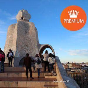 billets Casa Milà Premium