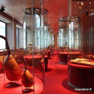 billets Musée de la Musique de Barcelone