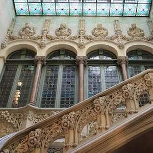 billets Palais du Barón de Quadras