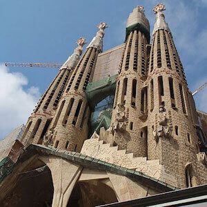 billets coupe-file Sagrada Familia