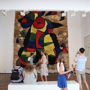 billets Fondation Joan Miró