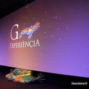 billets Gaudí Experiència 4D