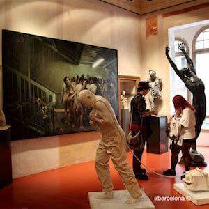 billets Musée Européen d'Art Moderne Barcelone