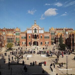 billets Recinte Modernista Sant Pau