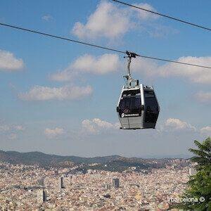 billets Téléphérique de Montjuïc